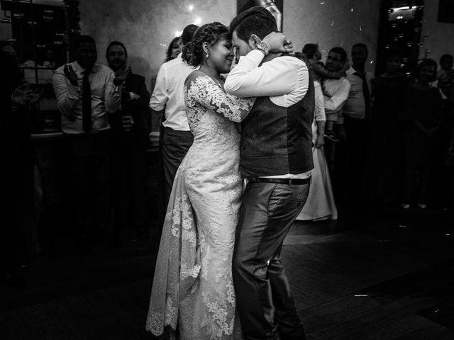 La boda de Carlos y Aura en Ponferrada, León 88