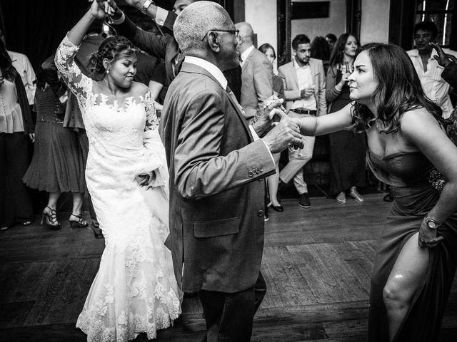 La boda de Carlos y Aura en Ponferrada, León 93