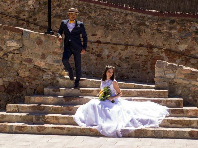 La boda de Bayu  y Clara  en Caldes De Montbui, Barcelona 2