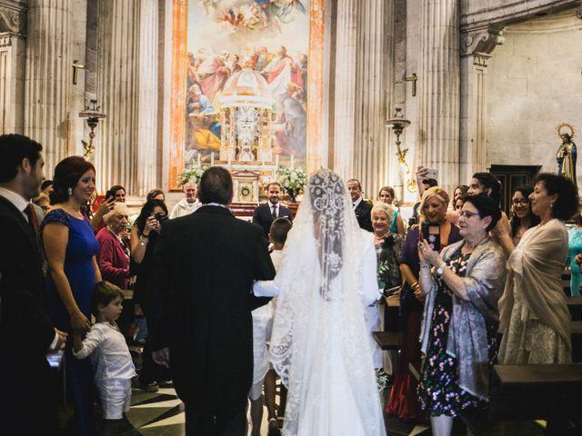 La boda de Mario y Emilia en Torredelcampo, Jaén 37