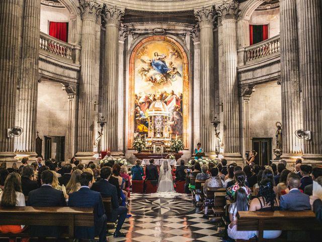 La boda de Mario y Emilia en Torredelcampo, Jaén 39