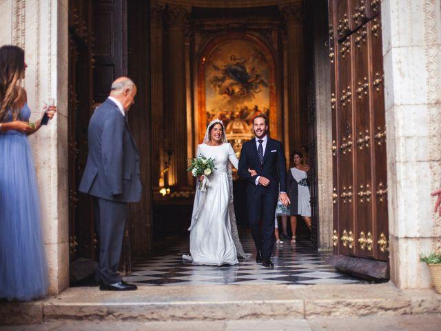 La boda de Emilia y Mario