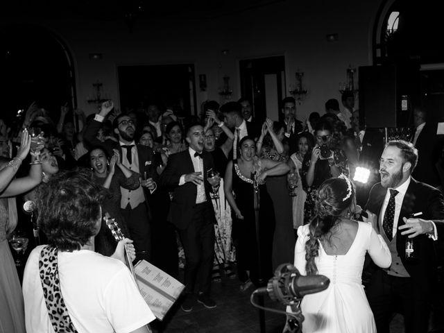 La boda de Mario y Emilia en Torredelcampo, Jaén 111