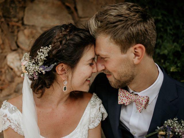 La boda de Elisabeth y Christofer