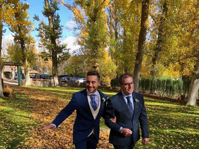 La boda de Javi y Aitor en Saelices, Cuenca 9