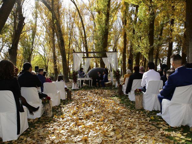 La boda de Javi y Aitor en Saelices, Cuenca 2