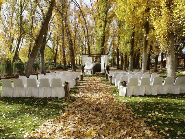 La boda de Javi y Aitor en Saelices, Cuenca 18
