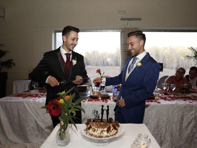 La boda de Javi y Aitor en Saelices, Cuenca 19