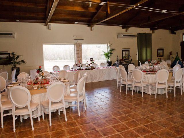 La boda de Javi y Aitor en Saelices, Cuenca 21
