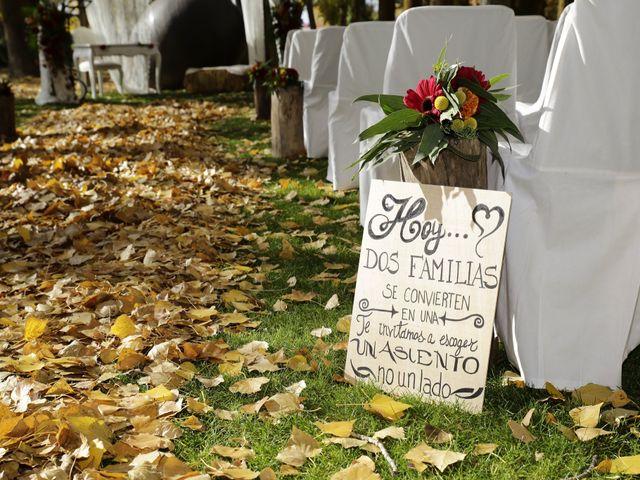 La boda de Javi y Aitor en Saelices, Cuenca 22