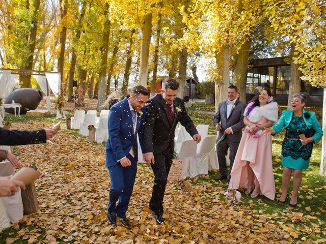 La boda de Javi y Aitor en Saelices, Cuenca 23