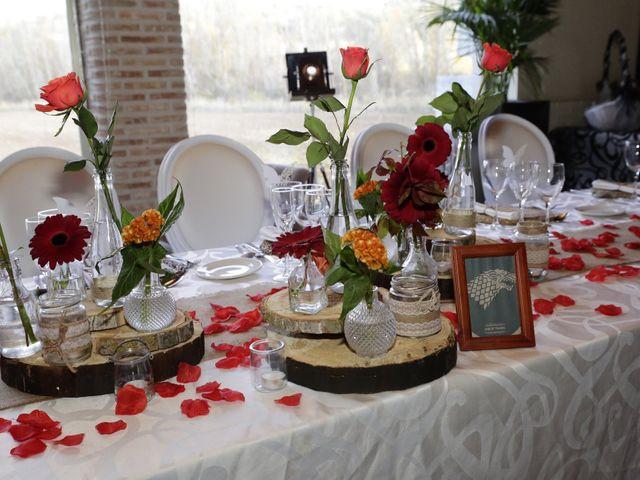 La boda de Javi y Aitor en Saelices, Cuenca 25