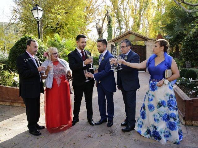 La boda de Javi y Aitor en Saelices, Cuenca 28