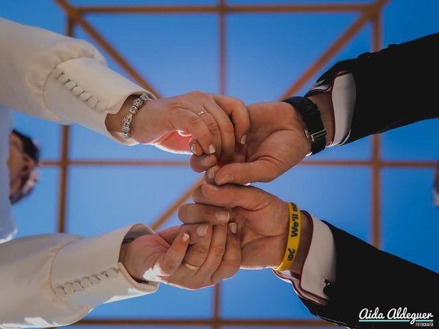 La boda de Angel y Inma en Rojales, Alicante 2