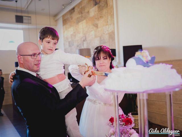 La boda de Angel y Inma en Rojales, Alicante 4