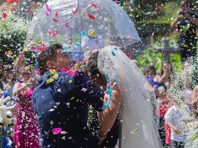 La boda de Bertin y Tamara en Malpica De Bergantiños, A Coruña 2