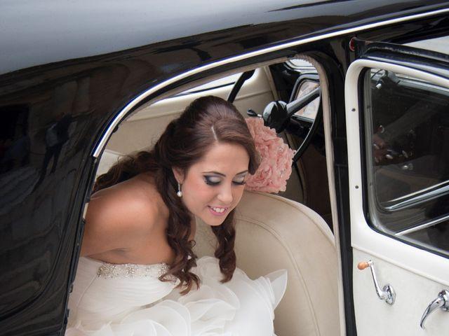 La boda de Jorge y Isabel en Chiclana De La Frontera, Cádiz 5