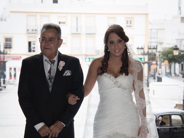 La boda de Jorge y Isabel en Chiclana De La Frontera, Cádiz 6