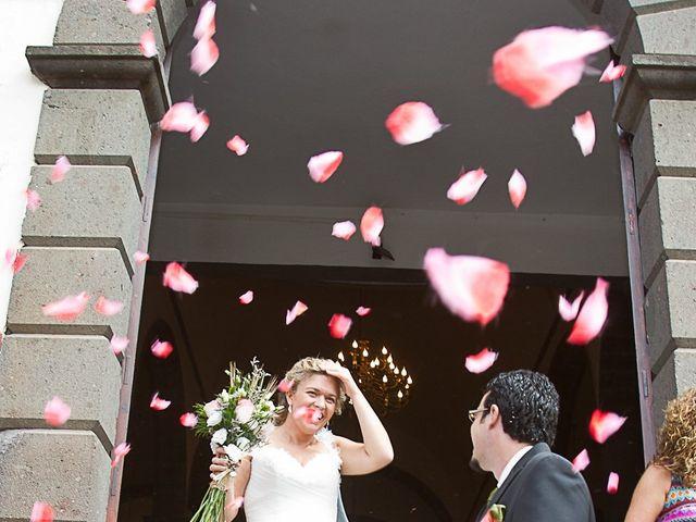 La boda de Lourdes y Andrés en Las Palmas De Gran Canaria, Las Palmas 3