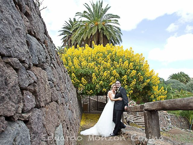 La boda de Lourdes y Andrés en Las Palmas De Gran Canaria, Las Palmas 4