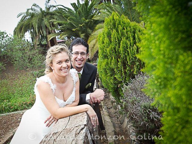 La boda de Lourdes y Andrés en Las Palmas De Gran Canaria, Las Palmas 1