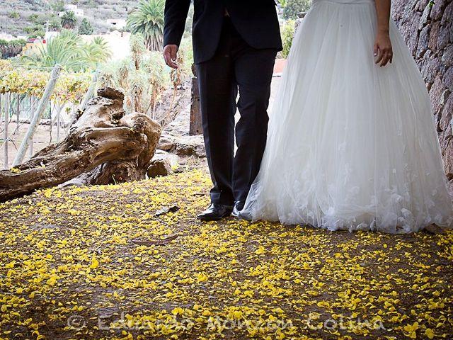 La boda de Lourdes y Andrés en Las Palmas De Gran Canaria, Las Palmas 5