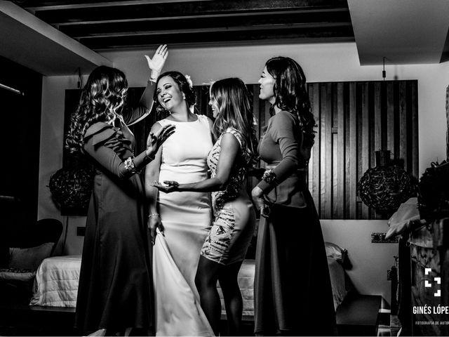 La boda de Oscar y Marian en Totana, Murcia 12