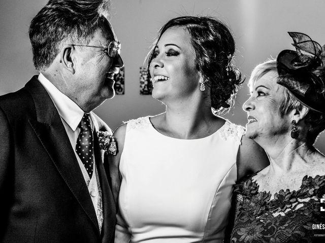 La boda de Oscar y Marian en Totana, Murcia 13
