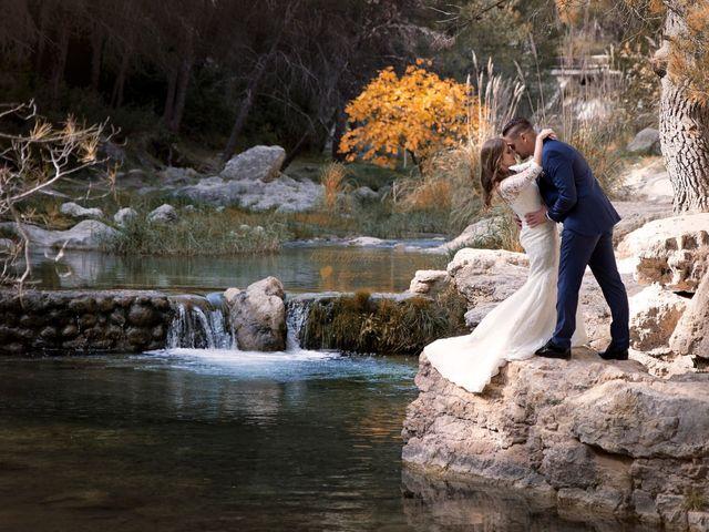 La boda de Rubén  y Miriam en Lorca, Murcia 1