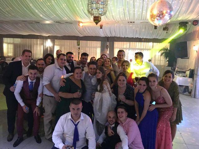 La boda de Rubén  y Miriam en Lorca, Murcia 2