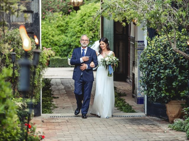 La boda de Javier y Naira en Chiva, Valencia 7