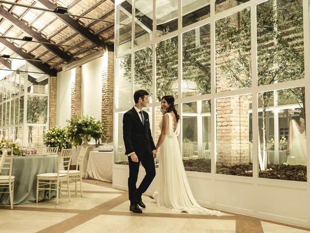 La boda de Naira y Javier