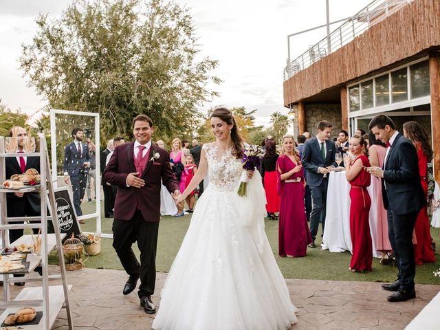 La boda de Ramón y Pilar en Cáceres, Cáceres 53