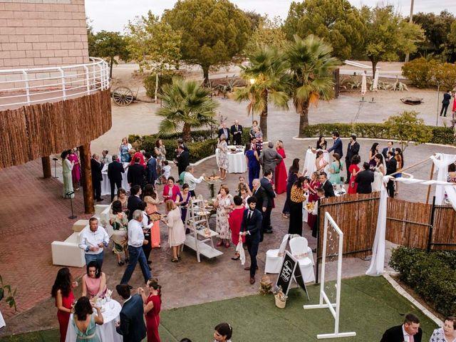 La boda de Ramón y Pilar en Cáceres, Cáceres 57