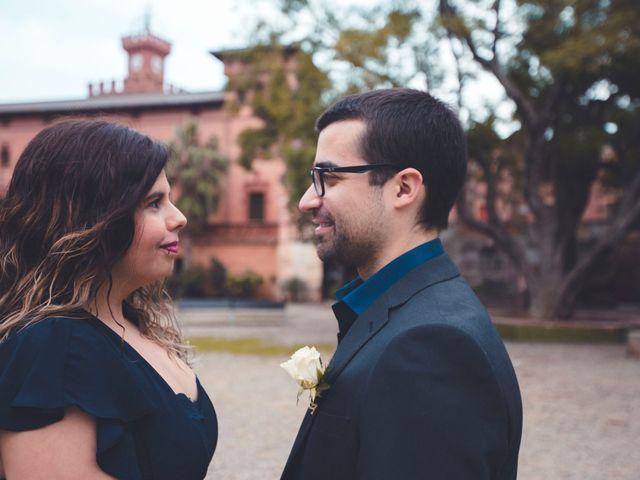 La boda de Jaume y Samantha en Viladecans, Barcelona 1