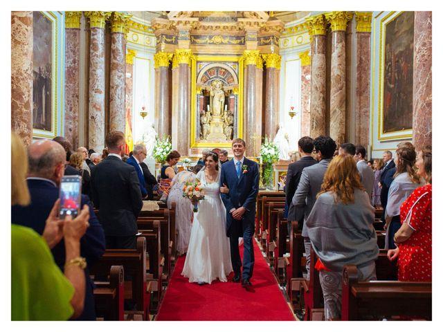 La boda de Paul y Sole en Valencia, Valencia 20