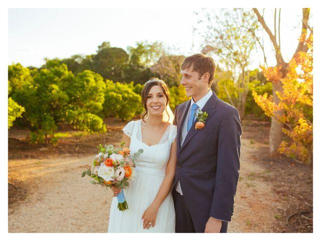 La boda de Paul y Sole en Valencia, Valencia 27