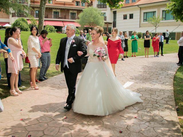 La boda de Jorge y Delica en Puente Viesgo, Cantabria 1