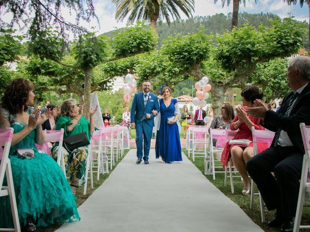 La boda de Jorge y Delica en Puente Viesgo, Cantabria 2