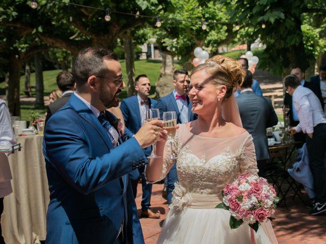 La boda de Jorge y Delica en Puente Viesgo, Cantabria 10