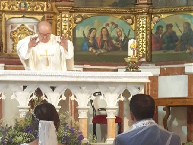 La boda de Carlos y Rosa en Arroyo De San Servan, Badajoz 4