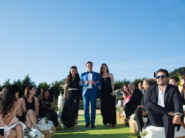 La boda de Sandro y Aman en Larrabetzu, Vizcaya 17
