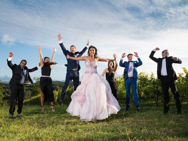 La boda de Sandro y Aman en Larrabetzu, Vizcaya 1