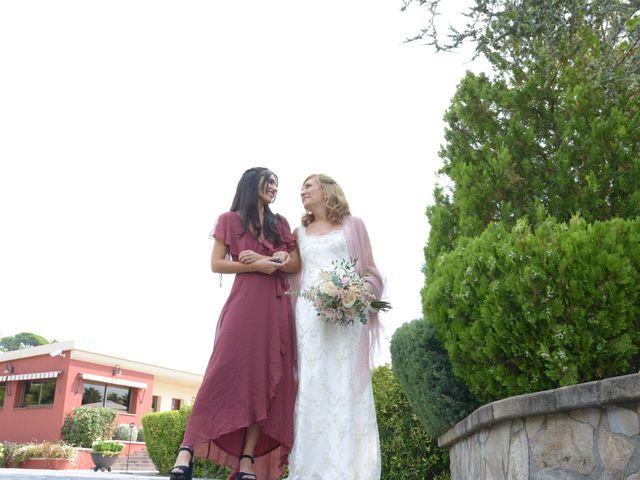 La boda de Joan y Francesca en Sant Vicenç De Montalt, Barcelona 1