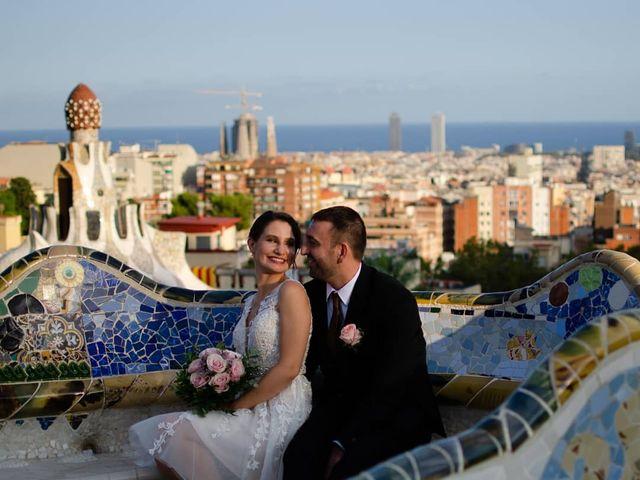 La boda de Franck  y Joanna  en Vilanova Del Valles, Barcelona 3