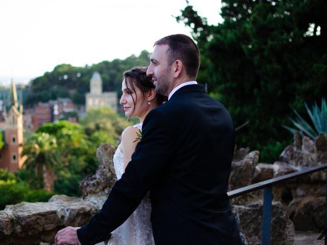 La boda de Franck  y Joanna  en Vilanova Del Valles, Barcelona 2