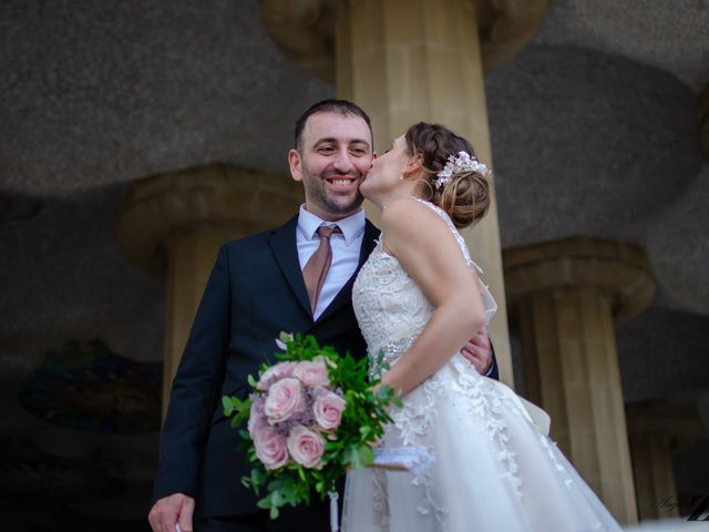 La boda de Franck  y Joanna  en Vilanova Del Valles, Barcelona 6