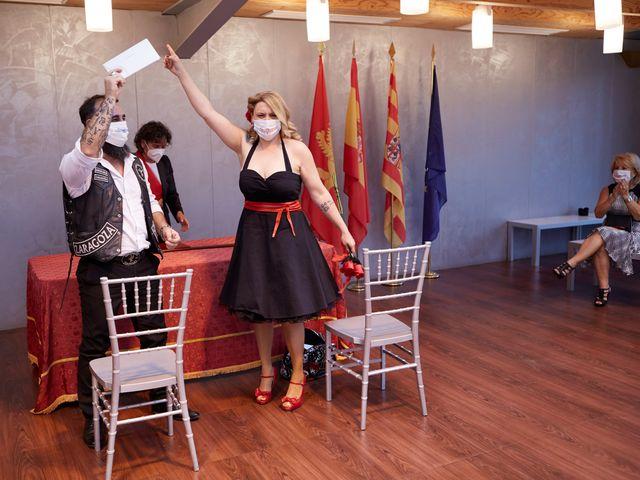La boda de Oscar y Raquel en Zaragoza, Zaragoza 9