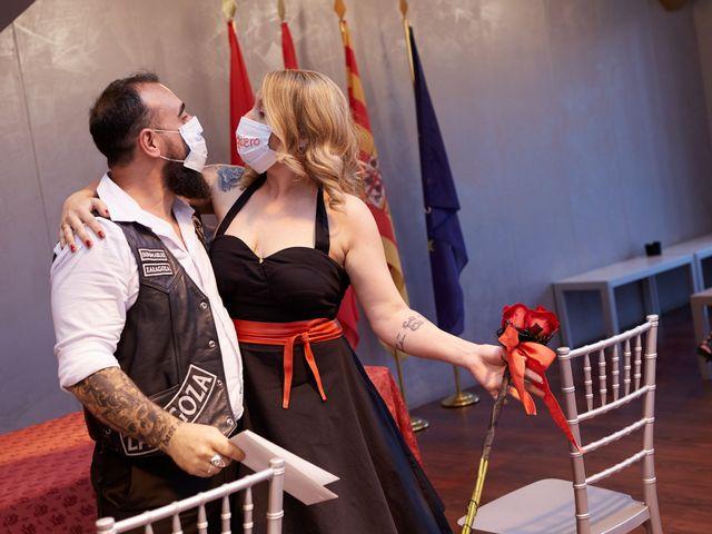 La boda de Oscar y Raquel en Zaragoza, Zaragoza 10