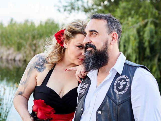 La boda de Oscar y Raquel en Zaragoza, Zaragoza 15